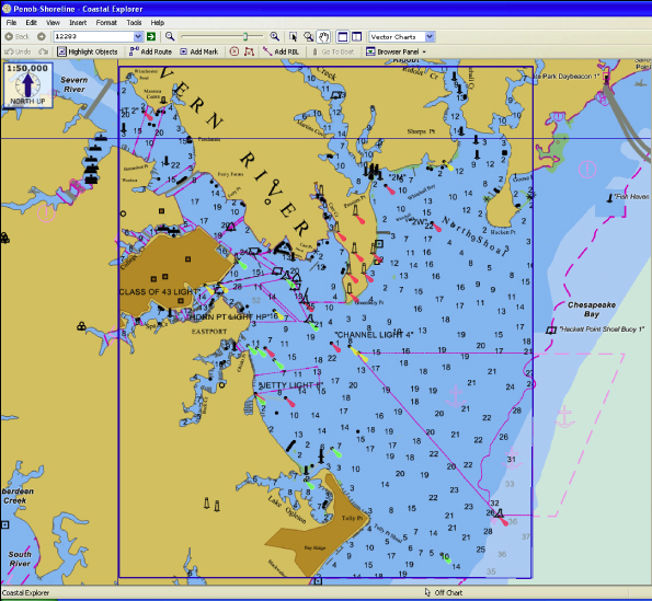 Noaa 200th top tens foundation data sets nautical charts