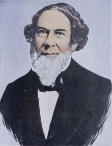 Alexander Dallas Bache, second Superintendent of the U.S. Coast Survey.