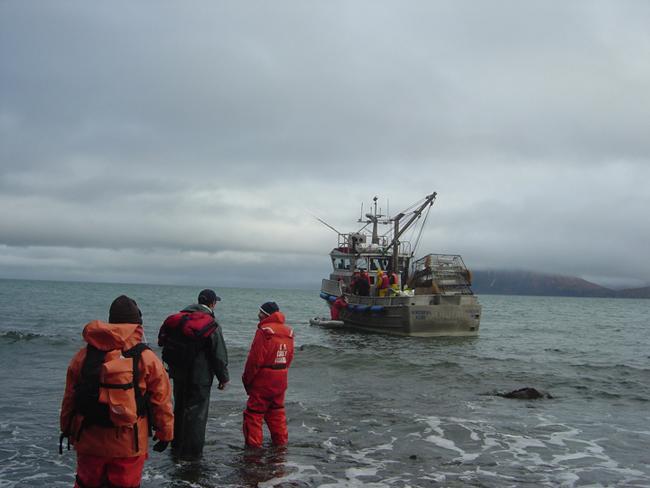 Coast Guard Oil Spill Response